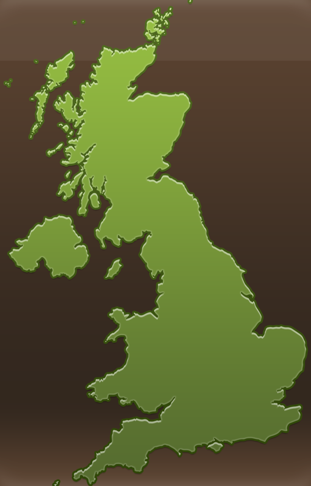 Image of the UK